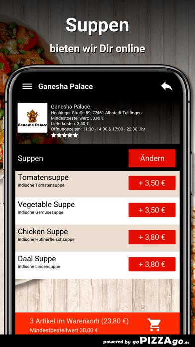 Ganesha Albstadt Tailfingen screenshot 5