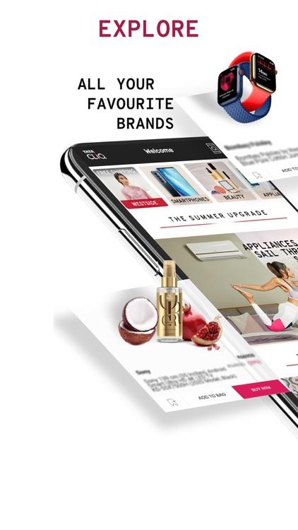 Tata CLiQ Online Shopping App screenshot-0
