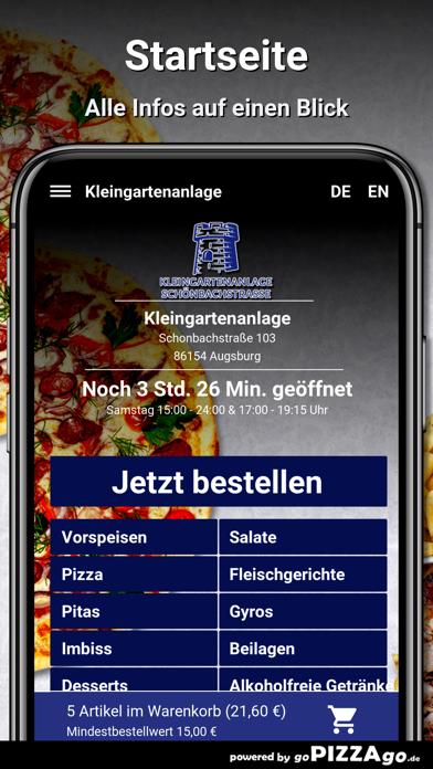 Kleingartenanlage Augsburg screenshot 2