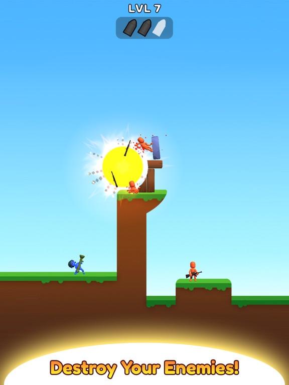 Bazooka Boy screenshot 8