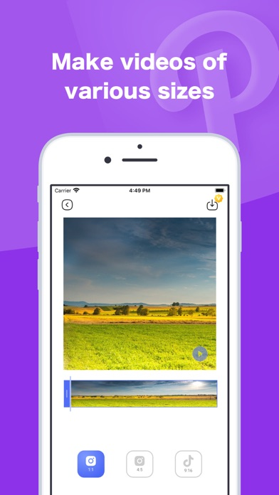 Get Pic Likes+ on Story Effect