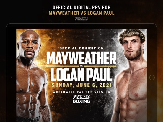 iPad Image of Fanmio Boxing