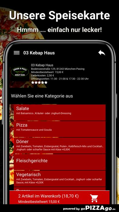 03 Kebap Haus München-Pasing screenshot 4
