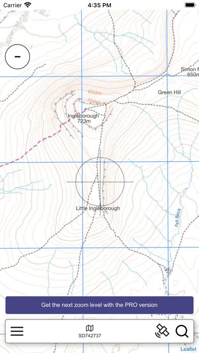 Yorkshire Dales Map screenshot 2