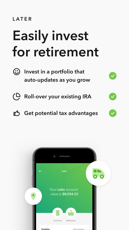 Acorns: Save & Invest screenshot-5