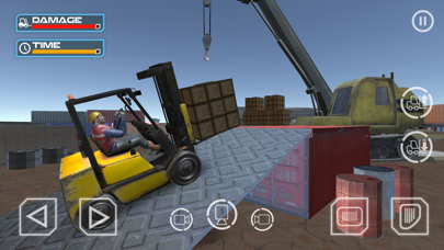 Forklift Simulator 2021紹介画像2