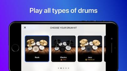 Drums: Play Beats & Drum Games Screenshot