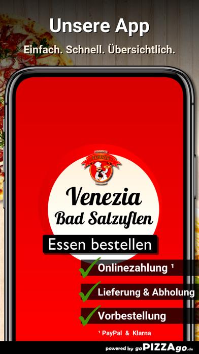 Pizzeria Venezia Bad Salzuflen screenshot 1