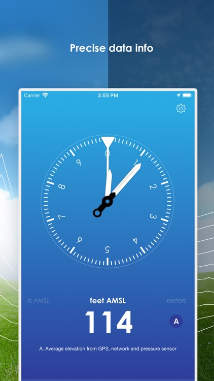 My Barometer and Altimeter