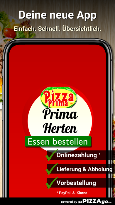 Pizza Prima Herten screenshot 1