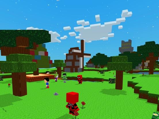 Block Craft World: Craft.io screenshot 8