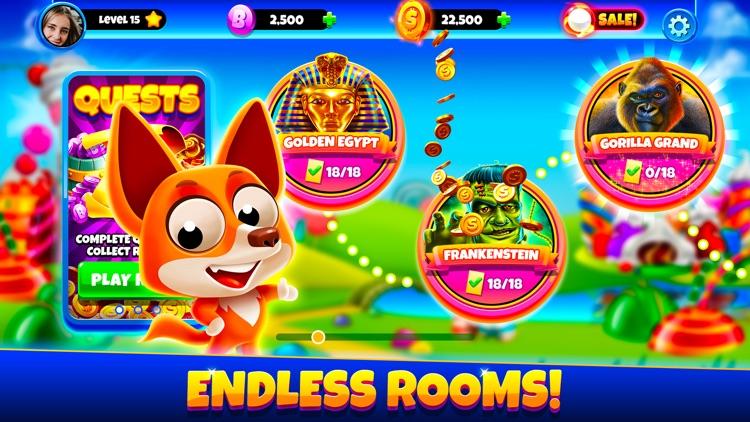Xtreme Bingo! Slots Bingo Game screenshot-5