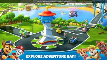 PAW Patrol Rescue World screenshot 1