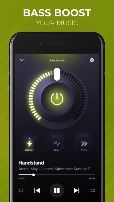 Bass Booster Volume Power Amp Screenshot