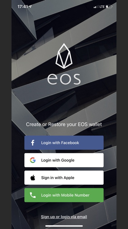 EOS coin Wallet by Freewallet screenshot-6