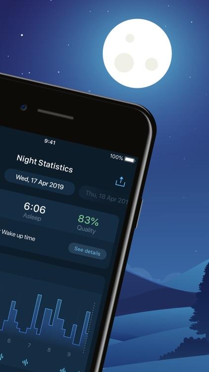 Sleepzy - Sleep Cycle Tracker