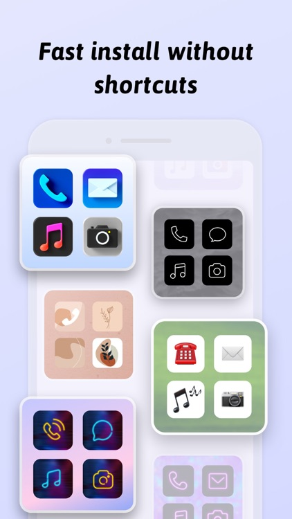 Widget Art-Themes Icon Changer screenshot-5