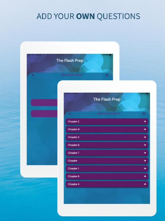 CPA Audit Flashcards screenshot 9