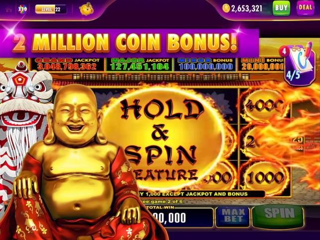 casino shopping Slot Machine
