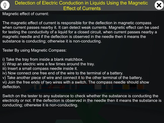 Conductivity in Liquids screenshot 7