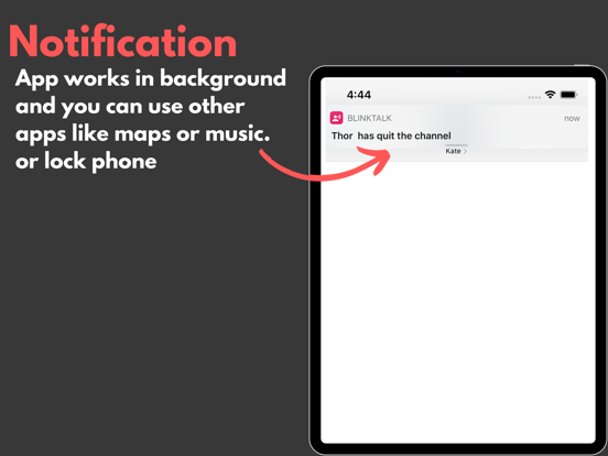 BlinkTalk Intercom App screenshot 9