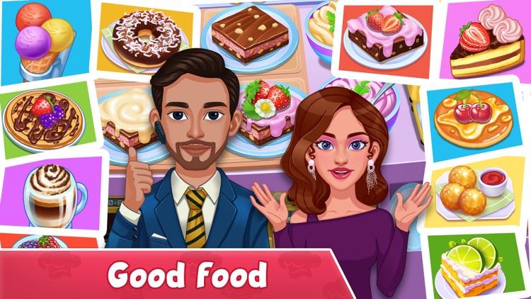 Cooking World Yummy Food screenshot-4
