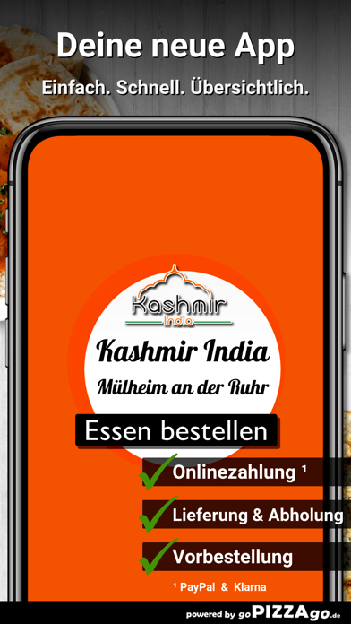 Kashmir India Mülheim screenshot 1