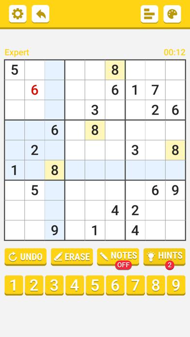 Super Sudoku 2021 screenshot 6