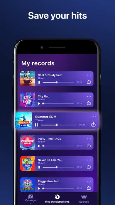 Beat Looper Pro - Music Maker Screenshot