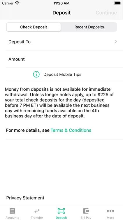 BankMobile App screenshot-6