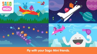 Sago Mini Planes Adventure screenshot 2