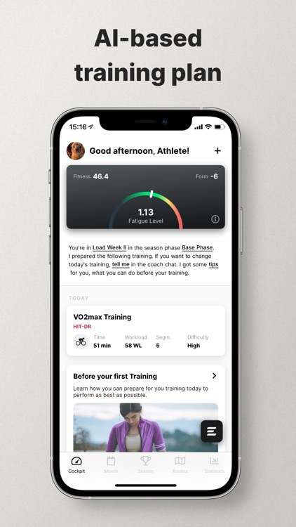 enduco – A.I. personal coach screenshot-0