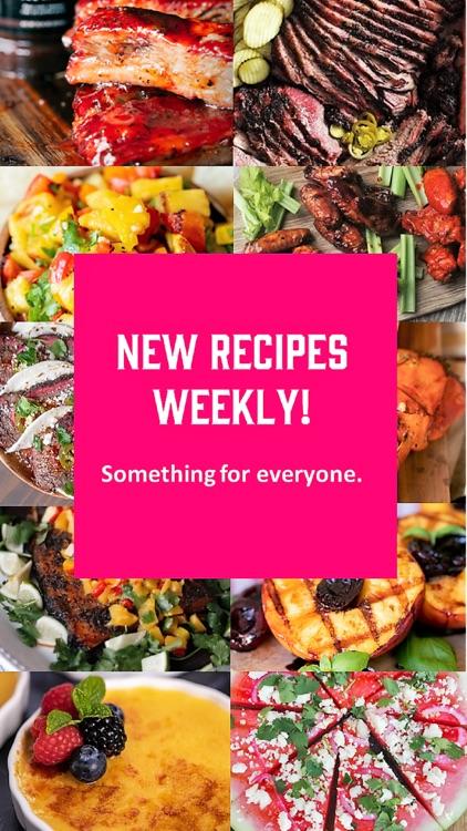 Hey Grill Hey Best BBQ Recipes screenshot-7