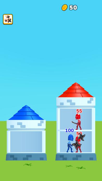 Castle Battle! screenshot 1