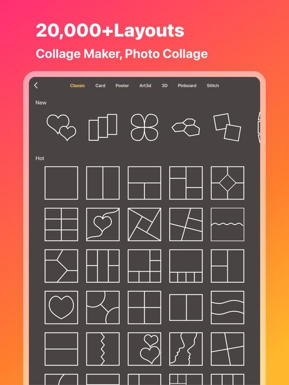 Collage Maker ◇のおすすめ画像2