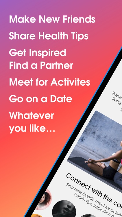 #1 Dating for Healthy Living