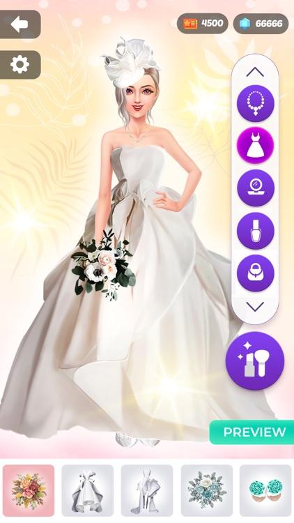 Fashion Show: Dress Up, Makeup screenshot-6