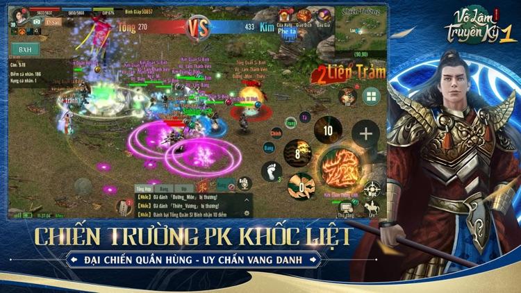 Võ Lâm Truyền Kỳ 1 Mobile screenshot-5