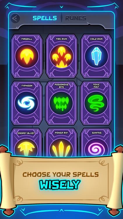 School of Magic Game screenshot-3