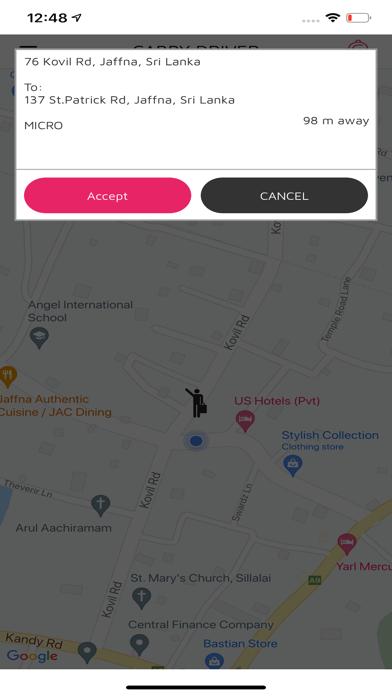 Cabby Drive screenshot 3