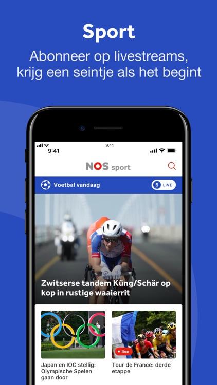 NOS screenshot-4