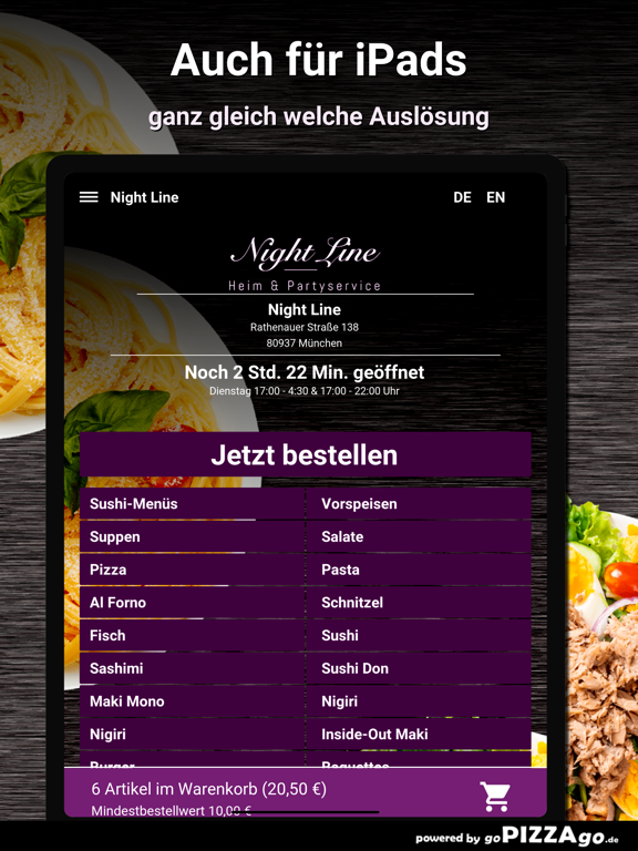 Night-Line München screenshot 7