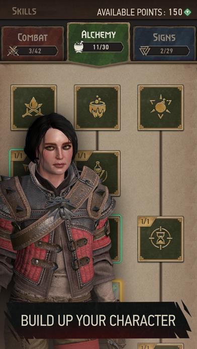 The Witcher: Monster Slayer screenshot 3