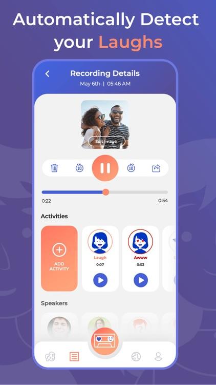 LifeCassette: Audio Moments screenshot-1