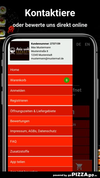 Asia Wok Express Landshut screenshot 3