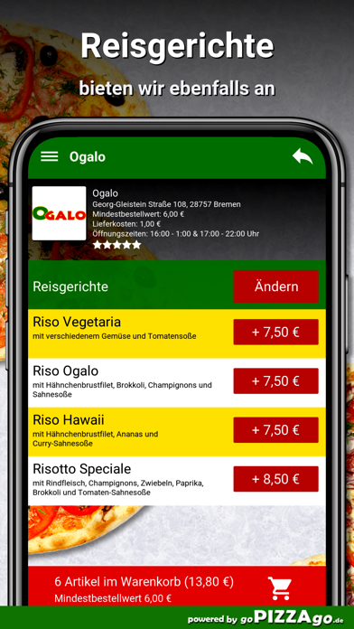 Ogalo Bremen screenshot 6
