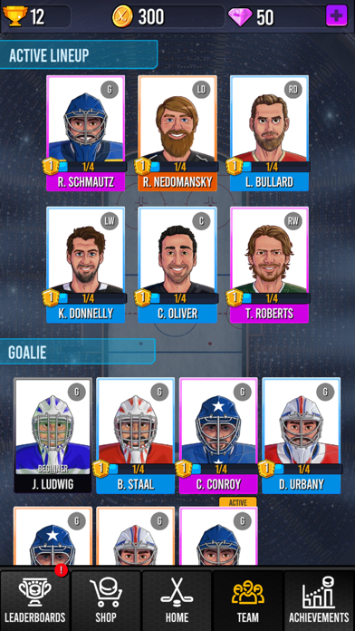 Superstar Hockey for windows pc