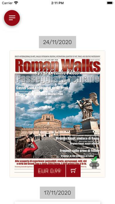 Roman walksScreenshot of 6