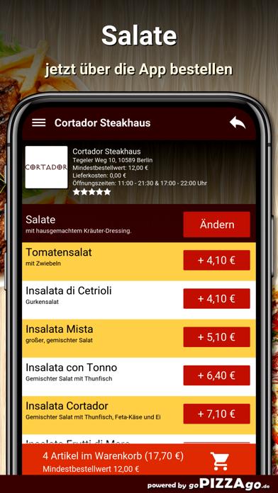 Cortador Steakhaus Berlin screenshot 5