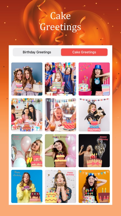 Happy Birthday Video Maker screenshot-6